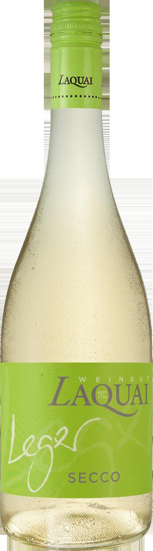 Weißwein Laquai Riesling Qualitätsperlwein Leger Rheingau 8,65€ pro l