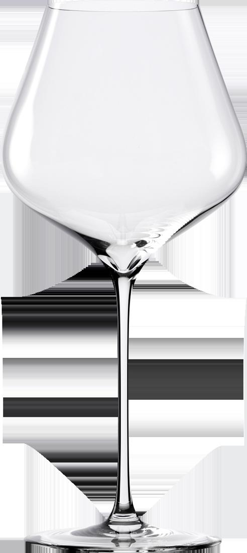 Image of Stölzle Burgunder Rotweinglas Q1 mundgeblasen 4er-Set