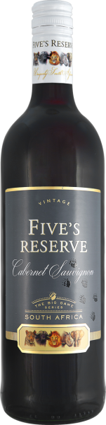 Van Loveren Five's Reserve Cabernet Sauvignon