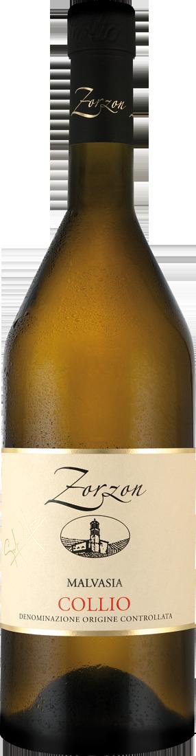 Weißwein Cantina Zorzon Malvasia Collio DOC Friaul 14,53€ pro l
