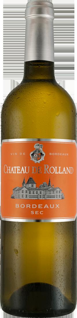Weißwein Château de Rolland Bordeaux Blanc AOC Bordeaux 7,99€ pro l