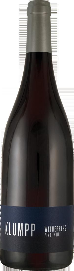 Rotwein Klumpp Pinot Noir Bruchsaler Weiherberg Baden 24,67? pro l