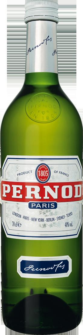 Pernod Ricard Pernod 40% vol.21,36? pro l