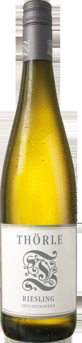Weißwein Thörle Genusstropfen Riesling Rheinhessen 10,65? pro l