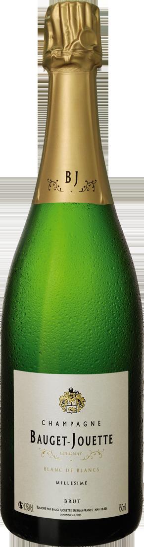 Weißwein Champagner Bauget-Jouette Brut Blanc de Blancs Champagne 43,87? pro l