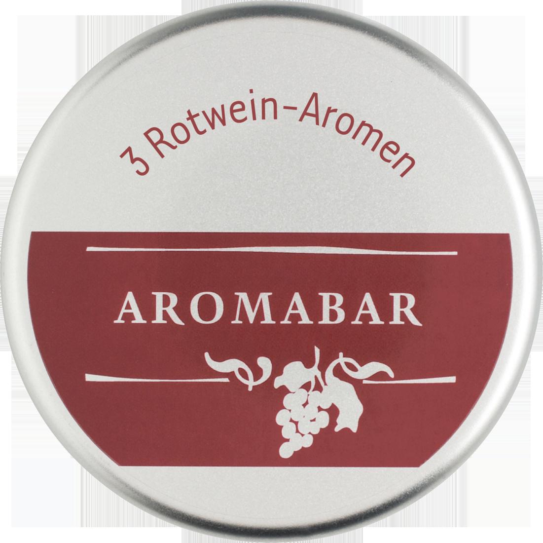 Aromabar Rotwein Schnupperdose