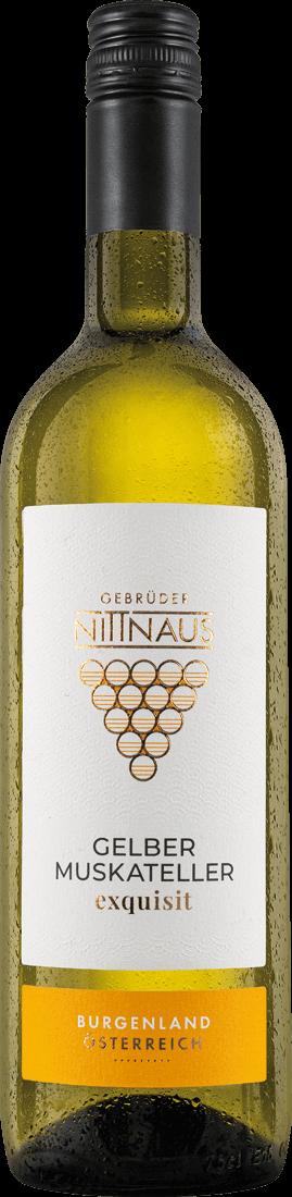 Weißwein Nittnaus Gelber Muskateller Burgenland 10,53? pro l