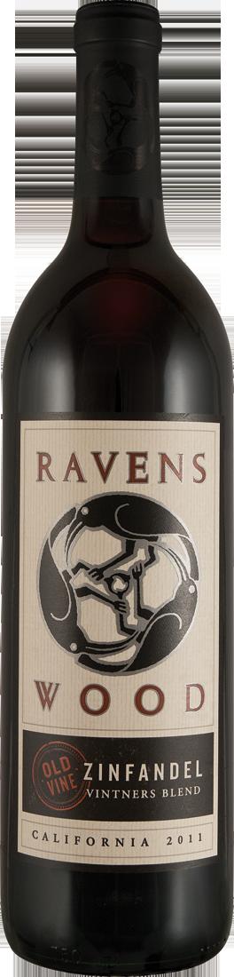 Rotwein Ravenswood Zinfandel Vintners Blend Old Vine Kalifornien 12,92? pro l
