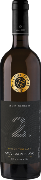 Puklavec Seven Numbers Sauvignon Blanc 2 Single Vineyard