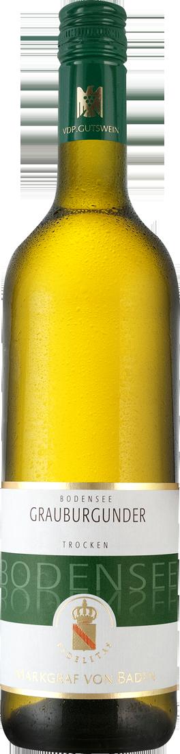 Weißwein Markgraf von Baden Bodensee Grauburgun...