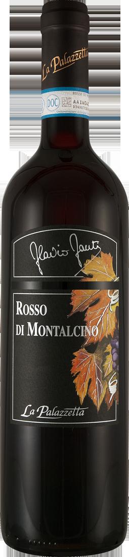 Rotwein Flavio Fanti Rosso di Montalcino La Pal...