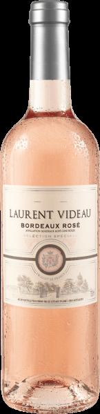 Laurent Videau Bordeaux Rosé Sélection Spéciale AOC