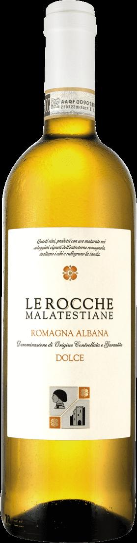 Weißwein Le Rocche Malatestiane Albana di Romag...