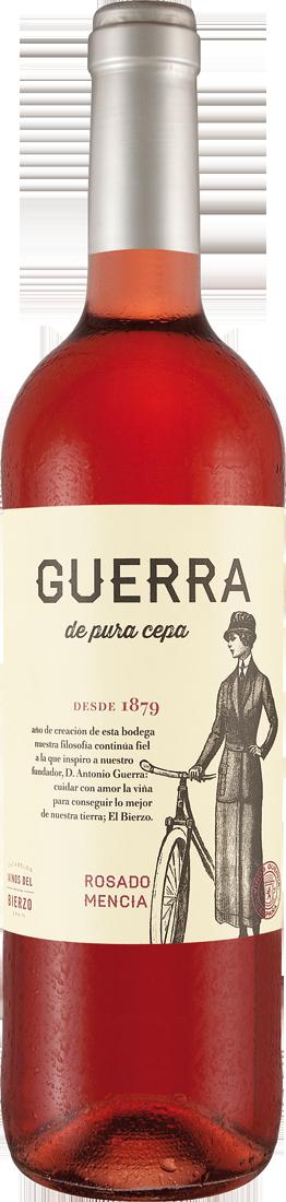 Roséwein Vinos del Bierzo Mencía Guerra de pura cepa Rosado D.O. Bierzo 7,32? pro l