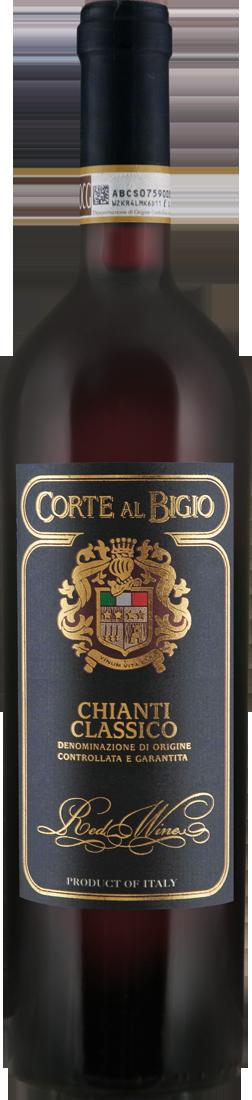 Rotwein Agricole Selvi Corte al Bigio Chianti Classico DOCG Toskana 11,99? pro l