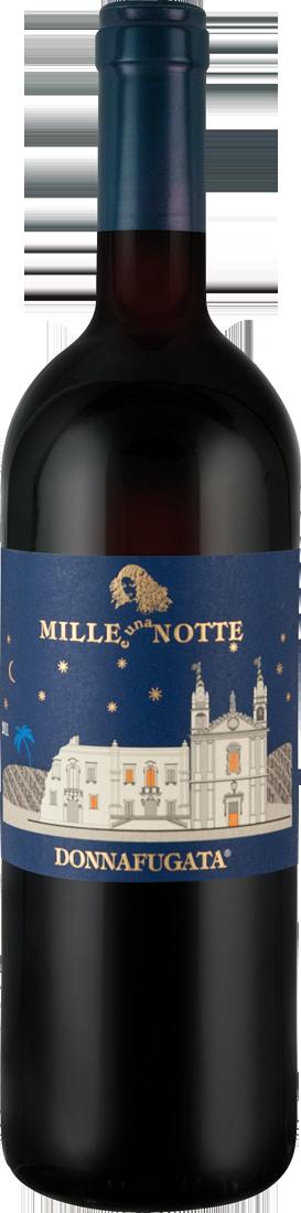 Rotwein Donnafugata Mille e una Notte Sicilia Rosso IGP Sizilien 53,20? pro l