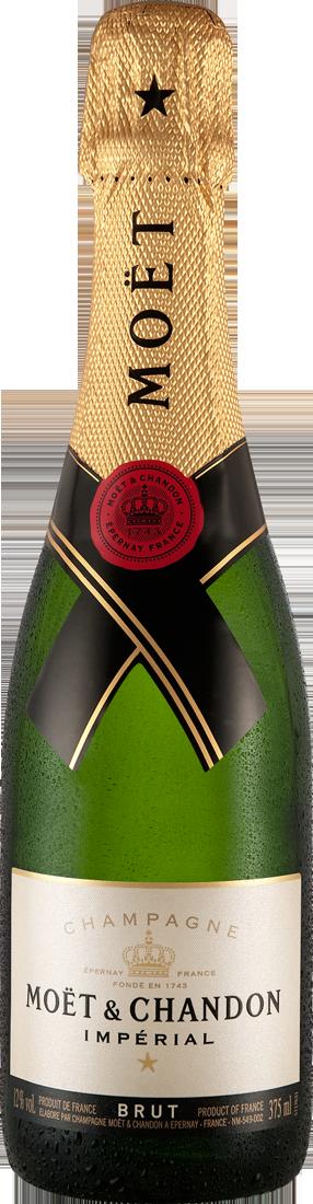 Moet & Chandon Champagner Brut Imperial 0,375l Champagne 66,40€ pro l