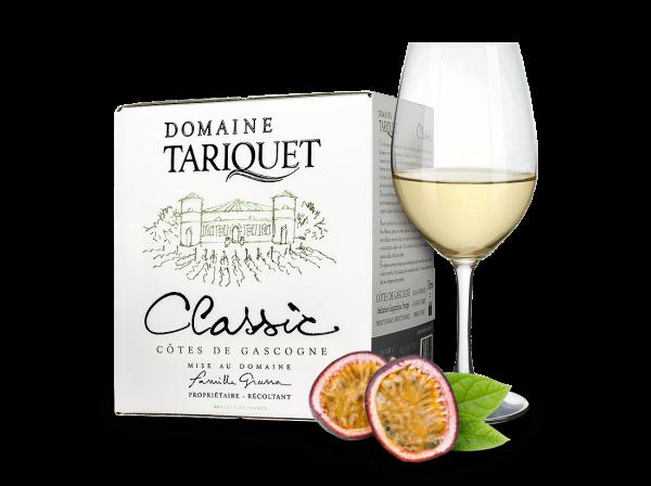 Domaine Tariquet Classic 3l Bag in Box