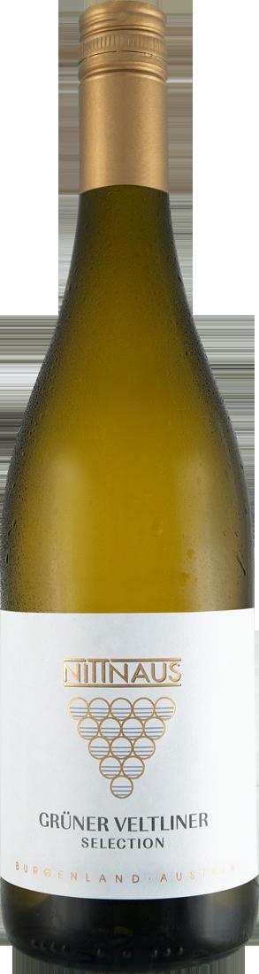 Weißwein Nittnaus Grüner Veltliner Selection Burgenland 10,53? pro l