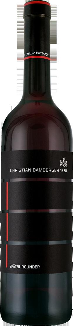 Rotwein Christian Bamberger Spätburgunder CB165...