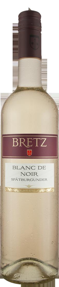 Weißwein Ernst Bretz Blanc de Noir Spätburgunder QbA Rheinhessen 11,99? pro l