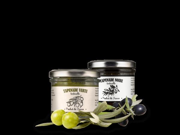 Probierpaket Tartinable Olivenpaste 2er Set