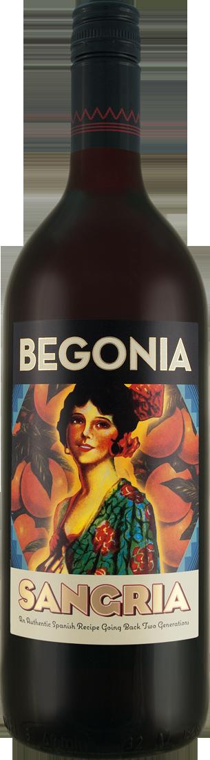 Rotwein Compañía de Vinos del Atlántico Sangria Begonia Ribera del Jucar 4,49? pro l