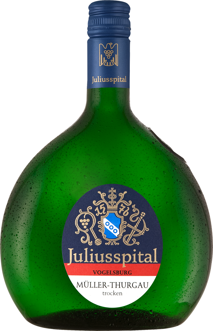 Weißwein Juliusspital Müller-Thurgau Vogelsburg...