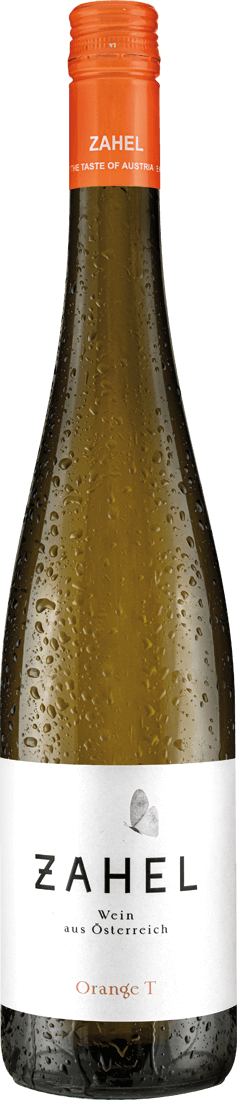 Weißwein Zahel Orangetraube Orange T Wien 13,32€ pro l