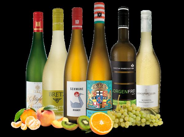 Probierpaket Deutschland - Feine Weine aus beliebten Weinregionen