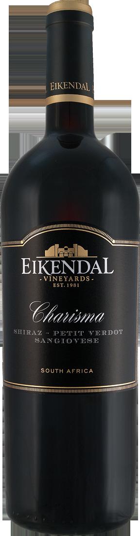 Rotwein Eikendal Charisma Stellenbosch 21,20? pro l
