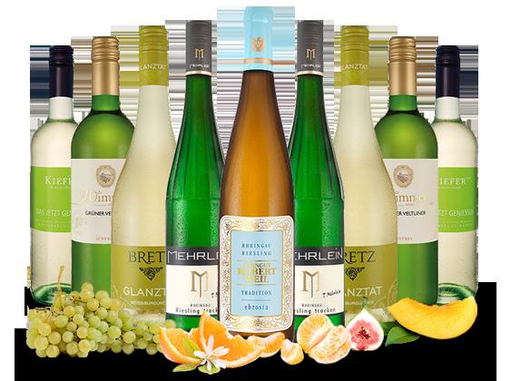 ebrosias Frühlingsweinpaket 20168,87€ pro l