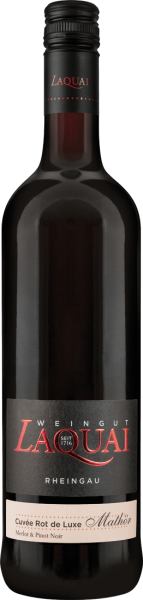 Laquai Cuvée Rot de luxe Mathör