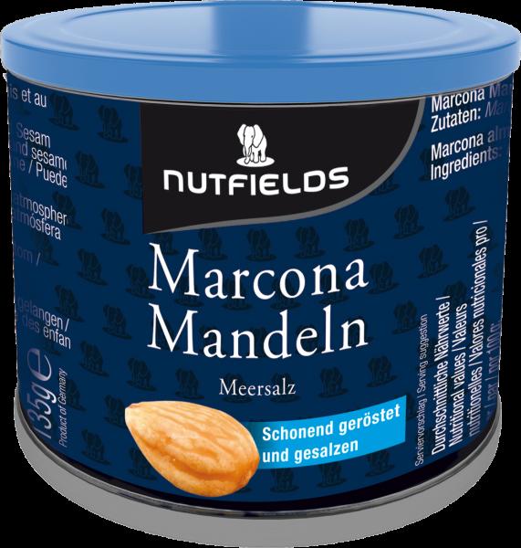 Nutfields Marcona Mandeln geröstet & gesalzen 135g