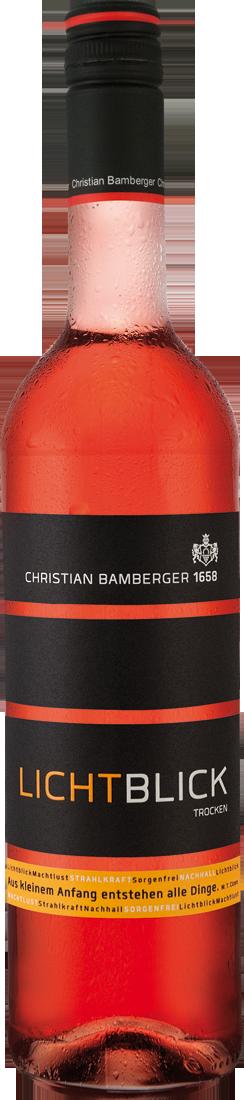 Roséwein Christian Bamberger Roséwein Lichtblic...