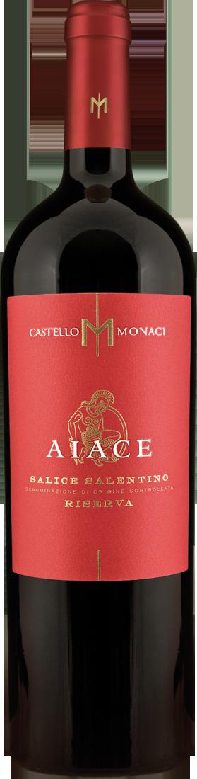 Rotwein Castello Monaci Aiace Salice Salentino Riserva DOC Apulien 18,52? pro l
