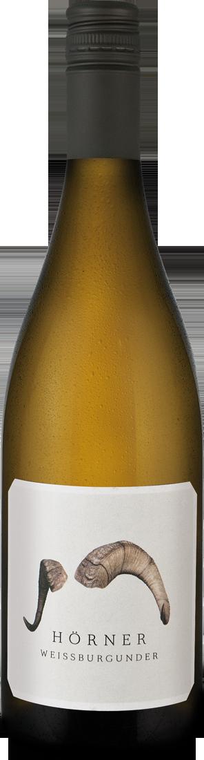 Weißwein Hörner Weißburgunder Widder Pfalz 20,6...