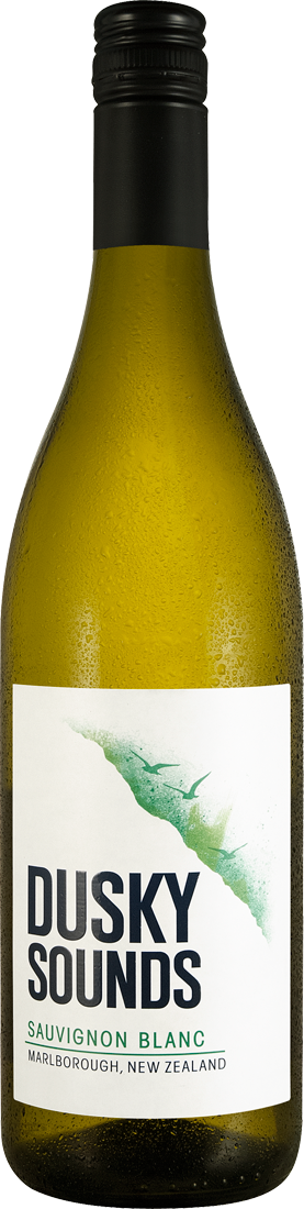 Weißwein Dusky Sounds Sauvignon Blanc Marlborough Marlborough 11,85? pro l