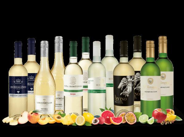 Weißwein-Topseller des Frühlings