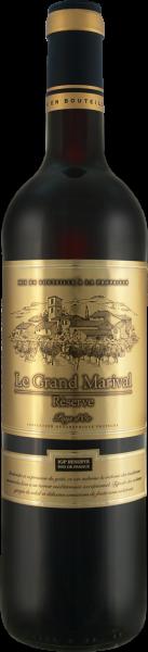 Les Vins de Saint Saturnin Le Grand Marival Réserve IGP