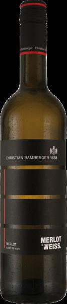 Christian Bamberger Merlot Blanc de Noir