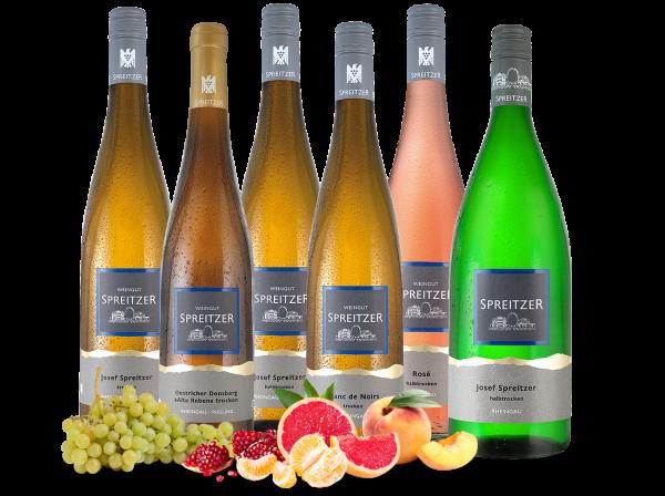 Kennenlernpaket Weingut Spreitzer aus dem Rheingau