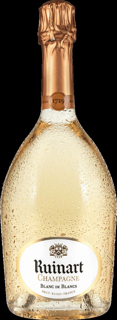Weißwein Ruinart Champagner Blanc de Blancs 0,75l in Geschenkverpackung Champagne 87,87€ pro l