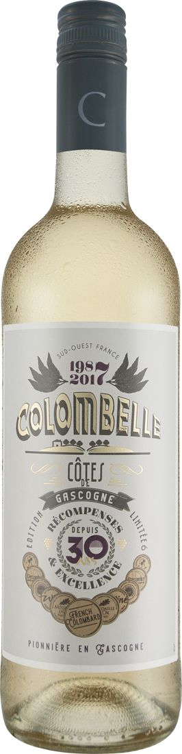 Weißwein Plaimont Producteurs Colombelle Edition Limitée Côtes de Gascogne IGP Gascogne 6,65€ pro l