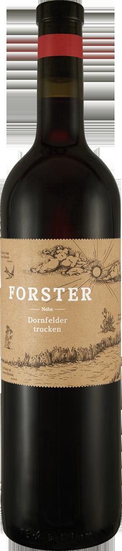 Rotwein Georg Forster Dornfelder Nahe 8,39€ pro l
