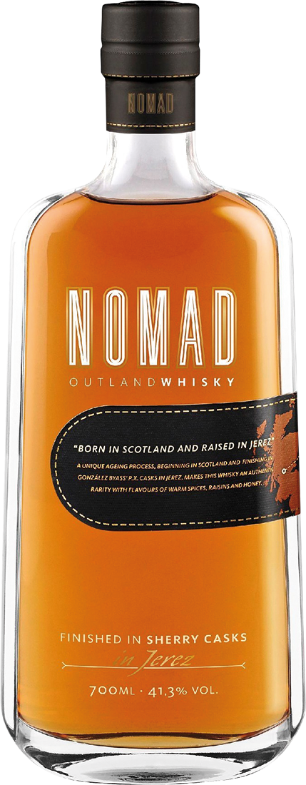 Nomad Outland Whisky 41,3% vol.48,43€ pro l