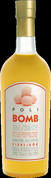 Jacopo Poli Kreme 17 Bomb Eierlikör 17% vol.