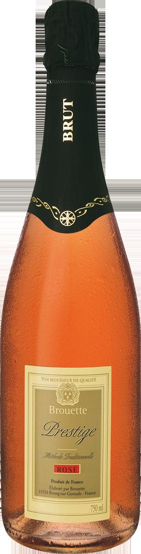 Roséwein Jaillance Brouette Prestige Sekt Brut Rosé Rhône 12,65? pro l