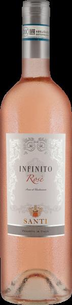 Santi Bardolino Chiaretto L'Infinito Rosé DOC