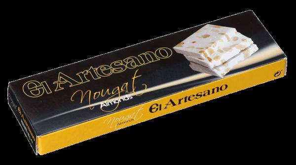 El Artesano Softnougat mit Mandeln 100 g